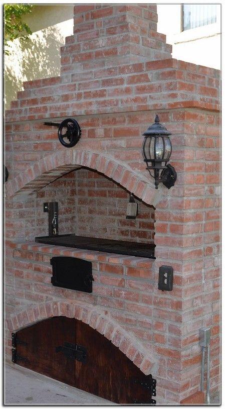 Ryan Cooley Interjerui Bbq Kitchen Backyard Kitchen Outdoor Oven