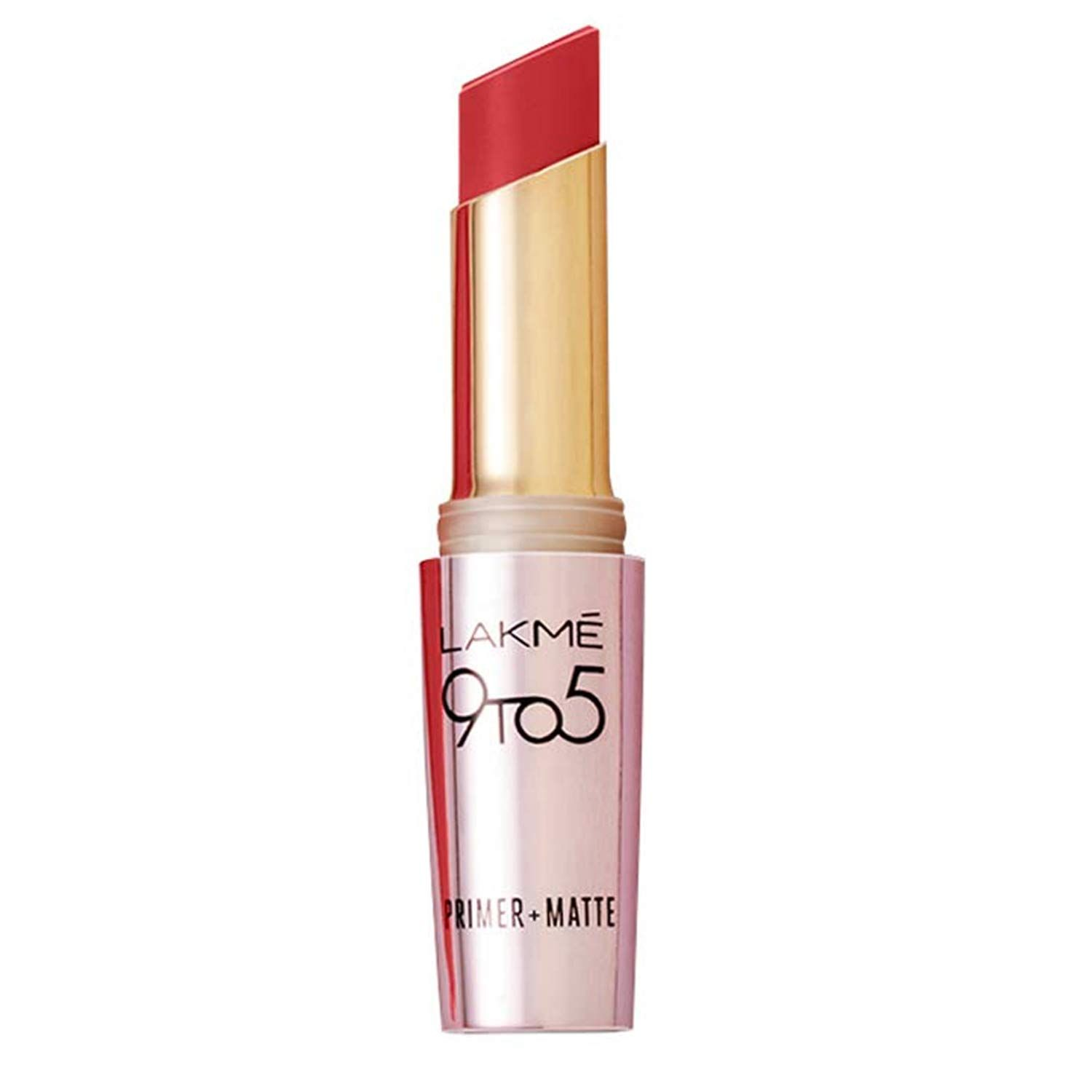 Lakme 9 To 5 Primer + Matte Lipstick - MP9 Nude Touch: Buy
