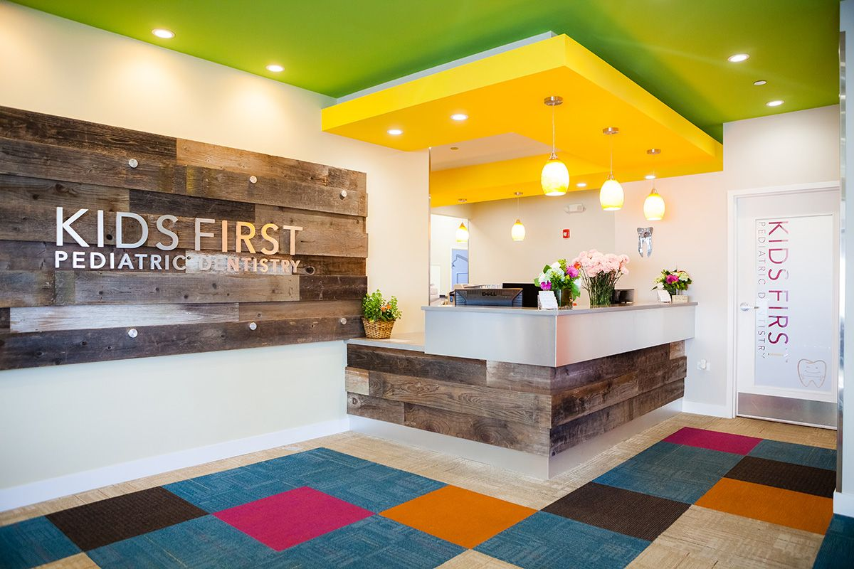 Office Tour | Kids First Pediatric Dentistry | Doctors ...