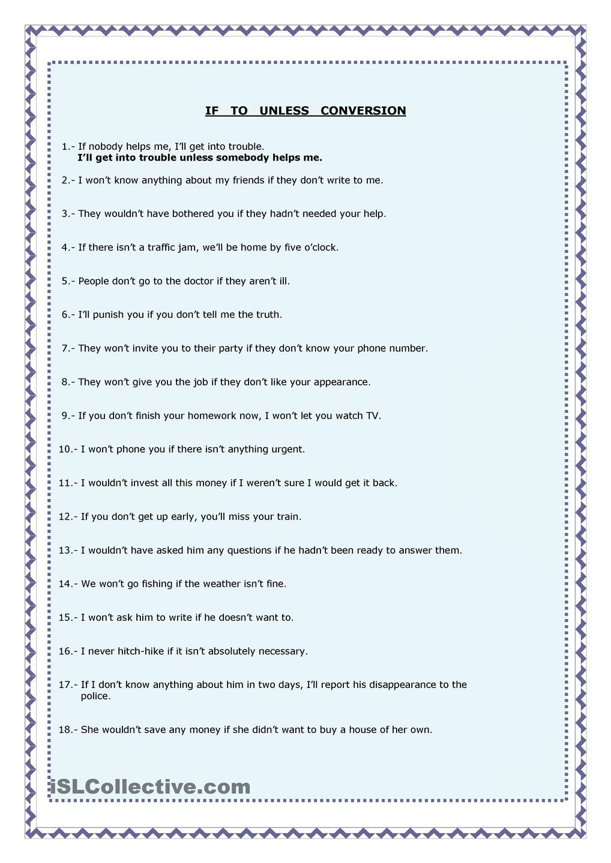 Conditional Clauses Grammatika Anglijskij Yazyk Anglijskij [ 1440 x 1018 Pixel ]