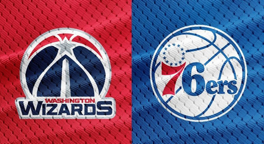 Watch Washington Wizards vs Philadelphia 76ers Live NBA