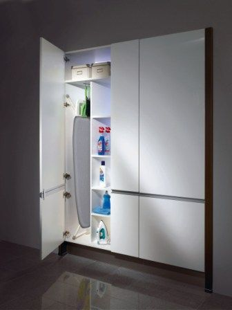Need To Hide Ironing Board. What I Need For My Laundry Needs With The  Washing Machine And Tumble Dryer Next Cupboard