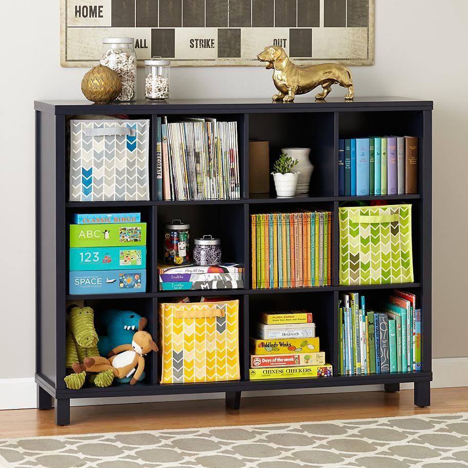 Cubic Bookcase Midnight Blue 12 Cube Bookcase Cube Bookcase