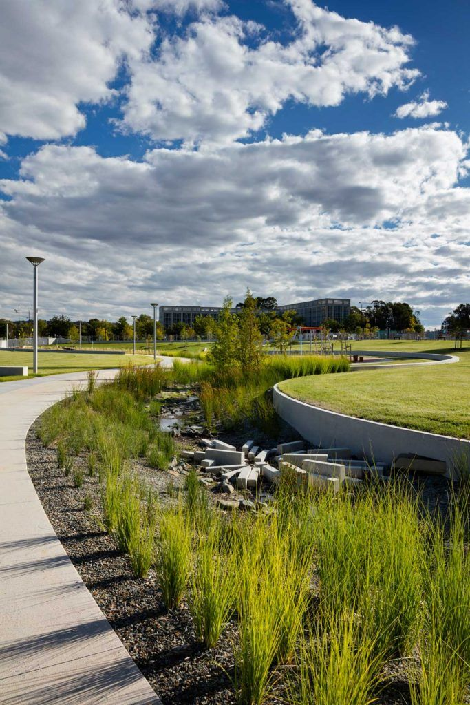 Campbell Section 5, Canberra, ACT, Australia © JILA Green