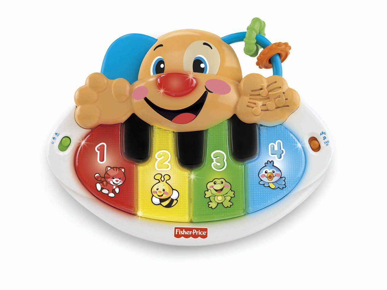 Fisherprice laugh learn puppys piano toys