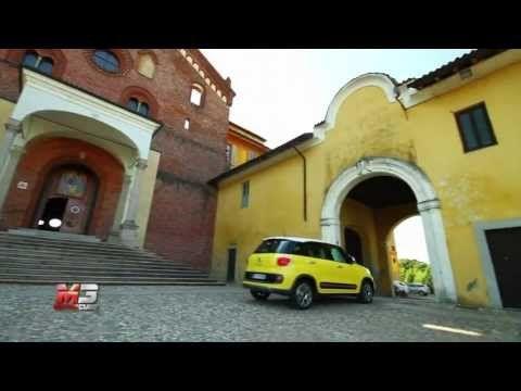 FIAT 500L TREKKING 2013 - TEST DRIVE