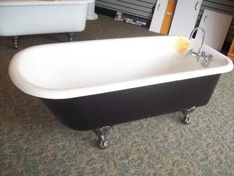Clawfoot Tub Restoration Kit. BATHTUB REGLAZING  REFINISHING TUBS WALL TILES SINKS ANTIQUE CLAWFOOT
