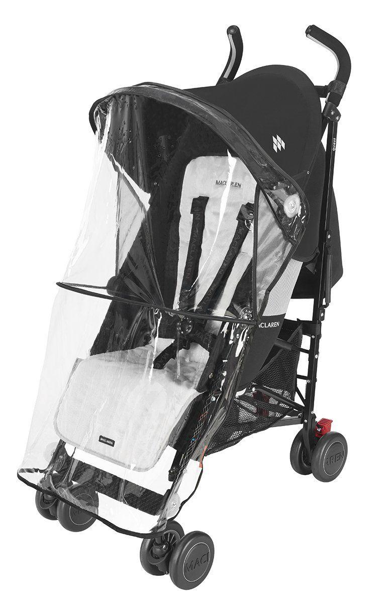 Maclaren Raincover, Triumph/Quest Twin strollers