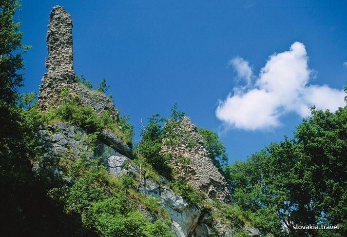 Korlátsky hrad - Slovakia.travel