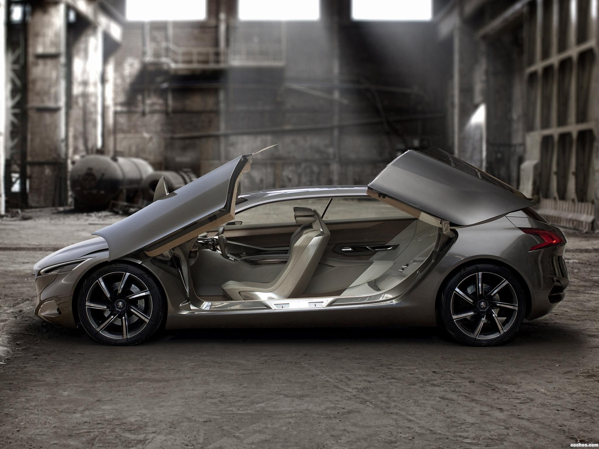 Explore Concept Cars, Peugeot, And More!
