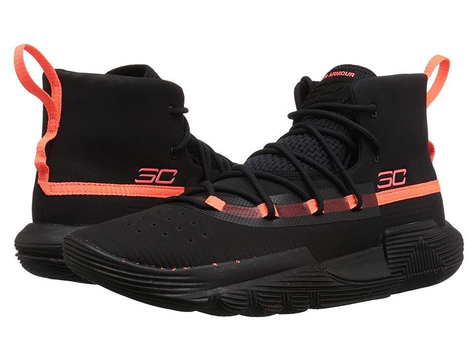 info for 6562b 63d96 Under Armour UA SC 3Zer0 II Men's Shoes Black/Black/After ...