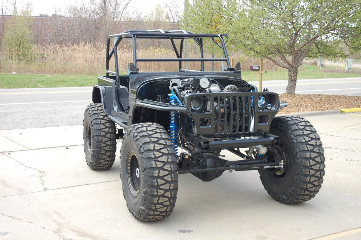 Wounded Warrior Jeep Packs Supercharged 5 3 Ls Punch Jeep Jeep