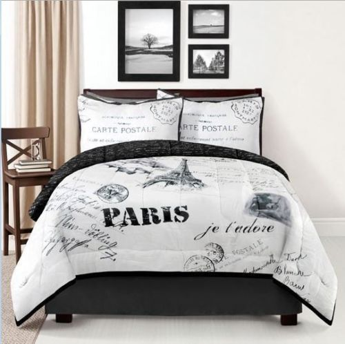 Details About Casa Photo Real Paris Eiffel Tower Bed In A