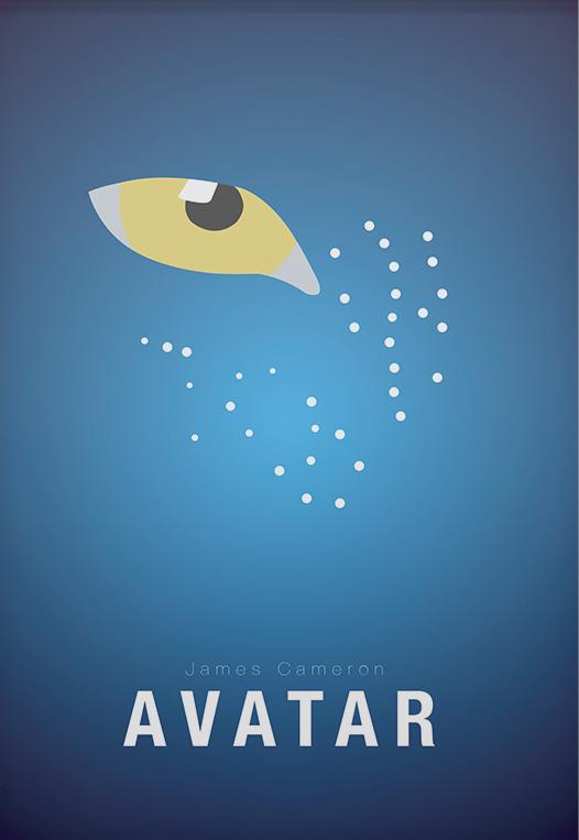 Avatar 2009 Minimal Movie Poster By Ricardo Mantilla Amusementphile Avatar Poster Movie Posters Minimalist Disney Movie Posters