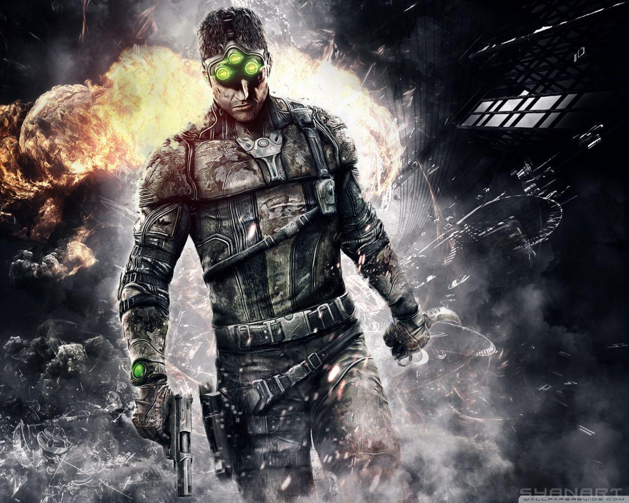 Splinter Cell Blacklist Wallpaper Tom Clancys Full Hd