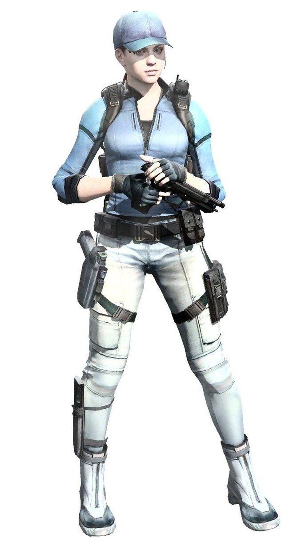 Jill Valentine B S A A By Lordhayabusa357 Resident Evil