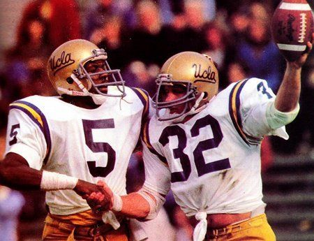 Kenny Easley Ucla Seattle Sports Football Coach