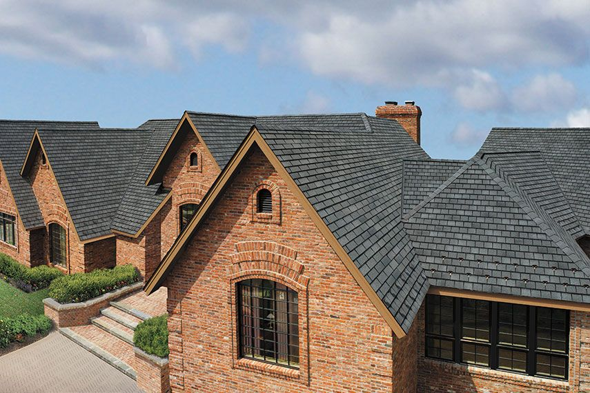 Roofing Services Toronto The Roofers Slate roof