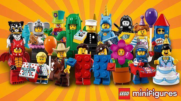 MINIFIGURE Serie COMPLETA Lego Minifigures serie 18 LEGO 71021 Minifigures 18