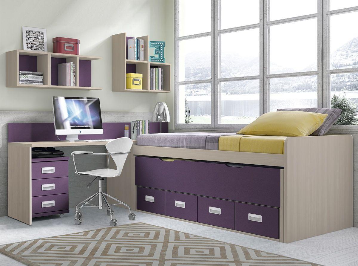 Bender c dormitorios juveniles juveniles y dormitorio for Dormitorio estudio