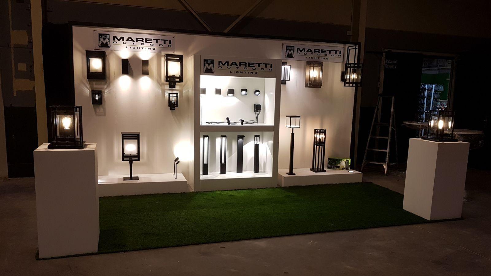Maretti outdoor lighting collectie 2018. ook dealer worden? u003e meer