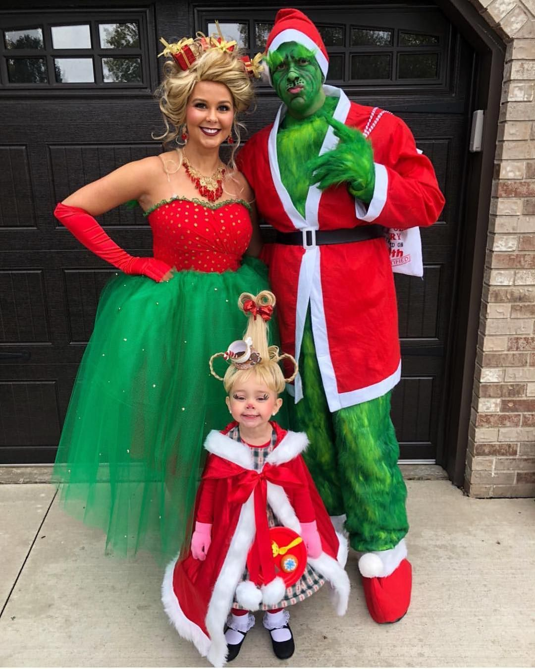 Halloween Costumes For 3 Kids.Shoutouts For Kids Fashion On Instagram The Grinch
