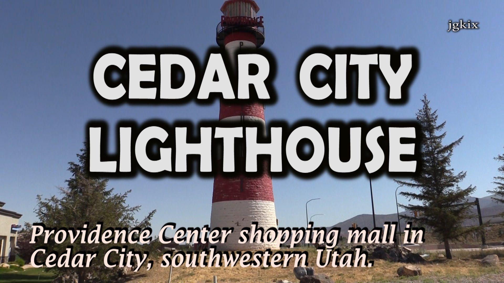 Cedar City Lighthouse, Utah Cedar city, City, Lighthouse