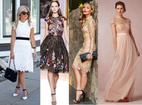 Model Gaun Pesta Brokat Yang Elegan Untuk Pesta Yang Mewah Iken In