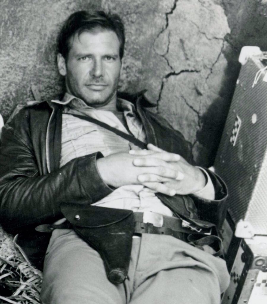 Harrison Ford As Indiana Jones Harrison Ford Indiana Jones