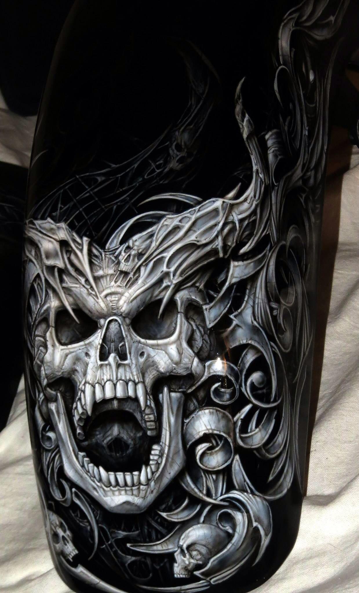 Check out this amazing airbrush master wwwairbrushfitto