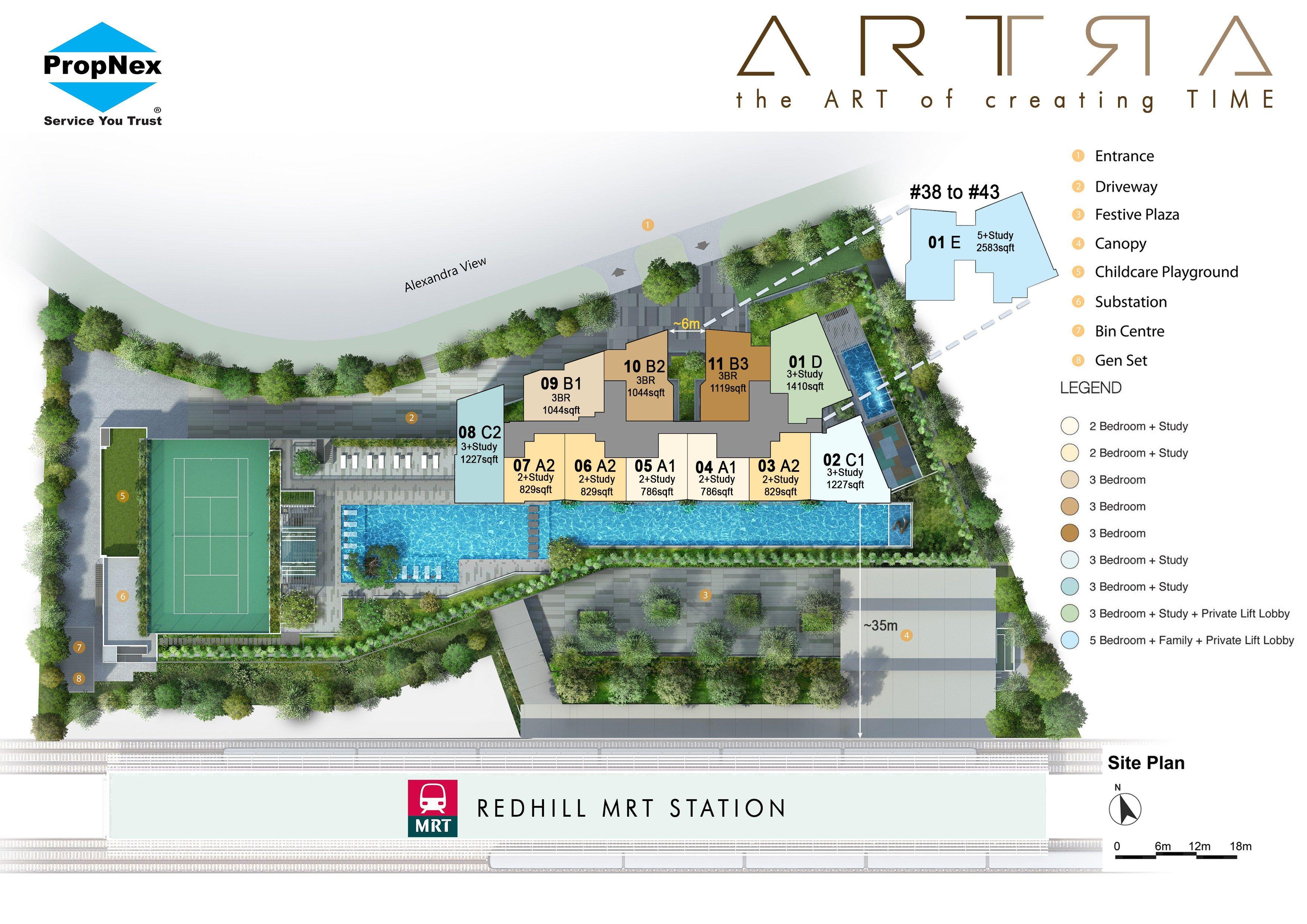 Pin On Artra Property Real Estate Architecture Interior Design