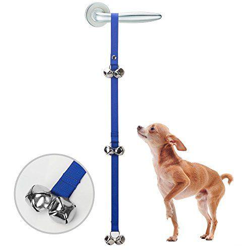 Dog Potty Doorbell Housetraining Dog Doorbells Housebreaking Your