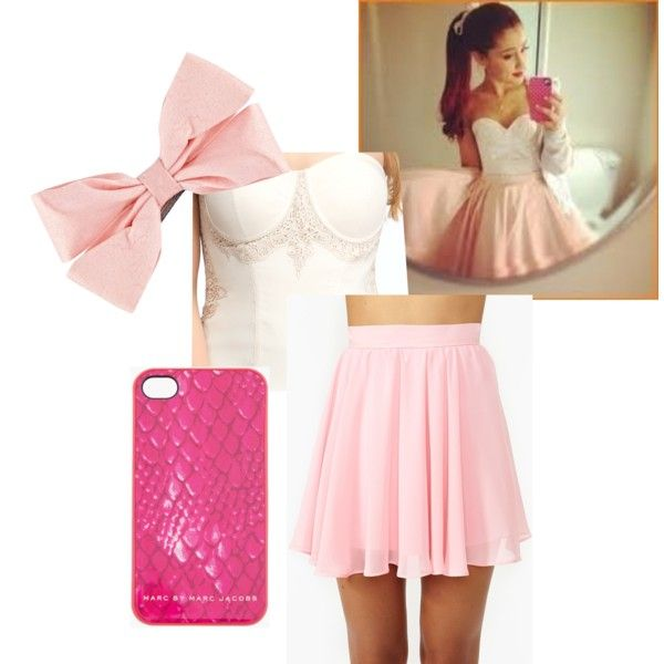 ariana grande inspired outfit by lexstrordinary on Polyvore ...