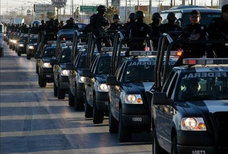Policía Federal refuerza carreteras, terminales y puertos