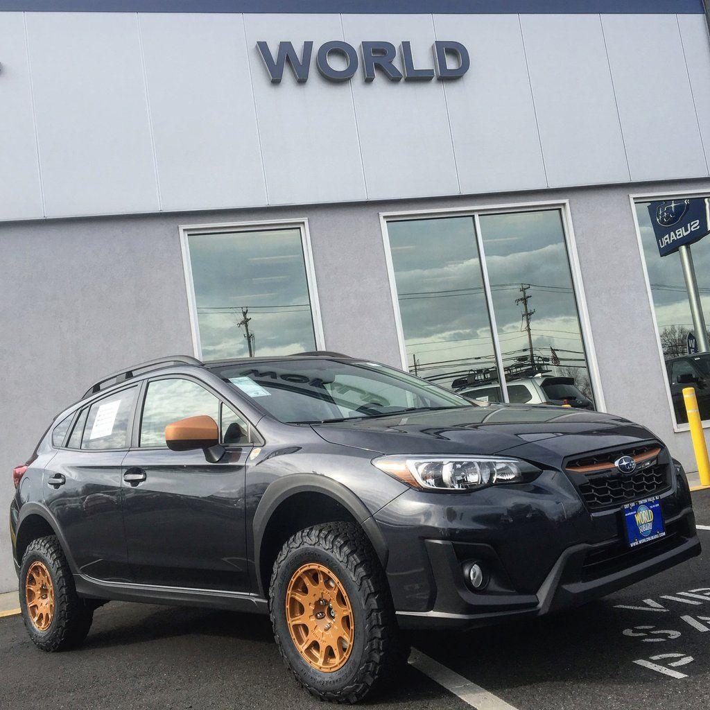2018 Crosstrek - World Subaru