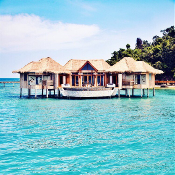 The Best Beach Bungalows For