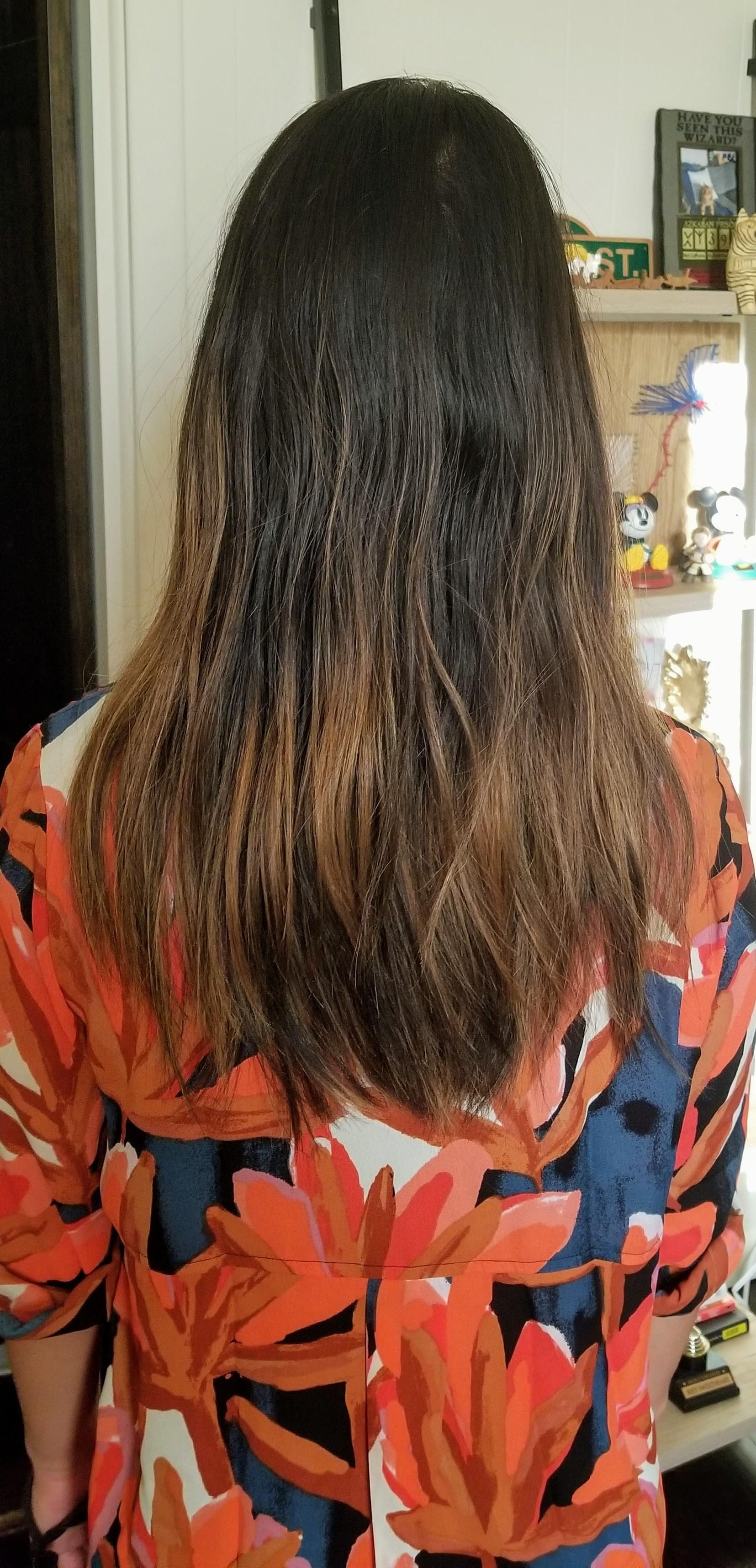 What Should I Do For My Hair Color Next Balayage Dark Chocolate