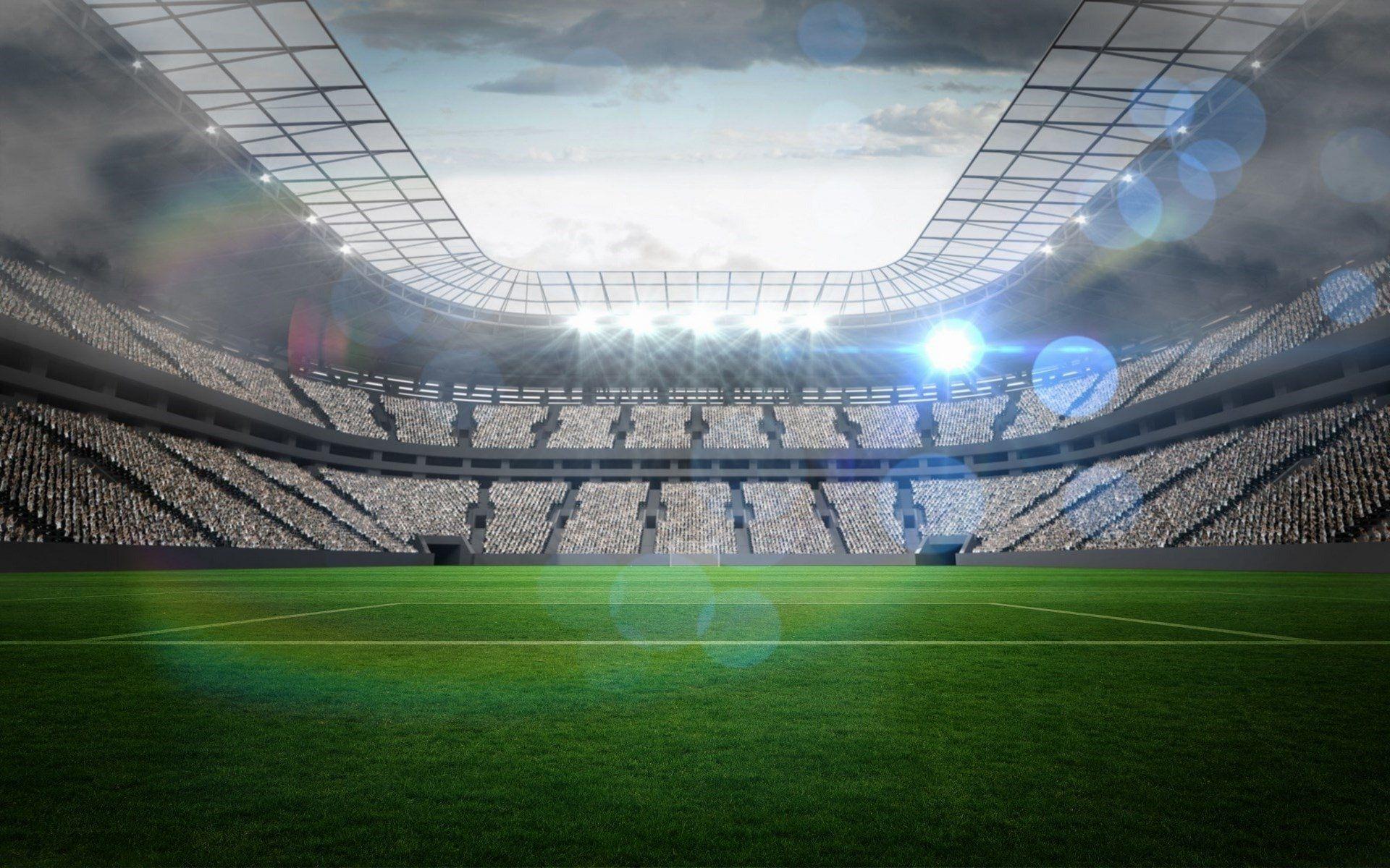 10 Most Popular Football Stadium Background Hd Full Hd 1920 1080 For Pc Desktop Stadium Wallpaper Football Stadium Wallpaper Football Stadiums