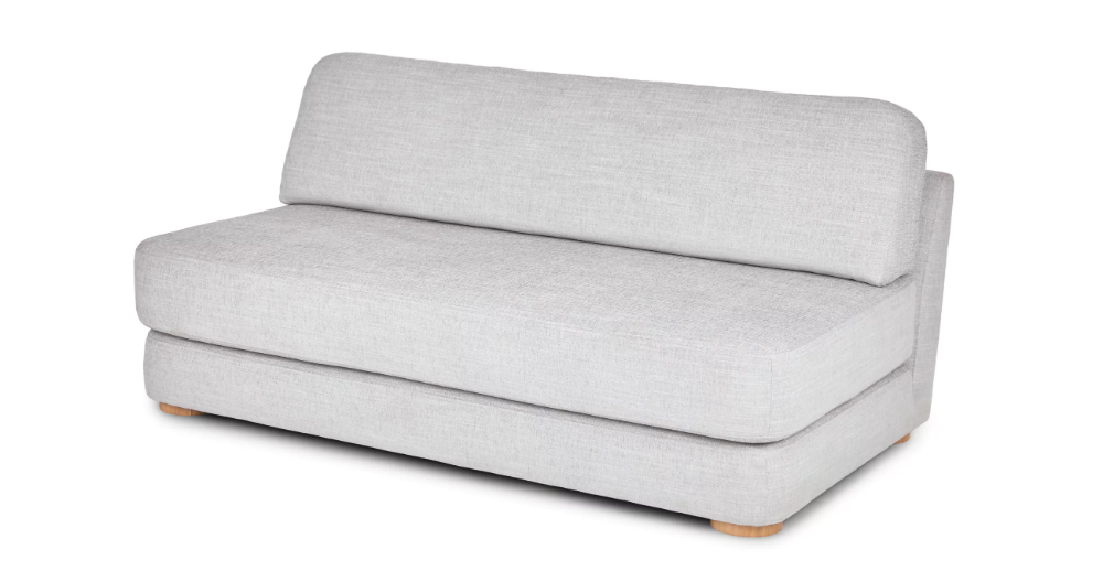 Simplis Bay Blue Sofa Modern Sofa Bed Gray Sofa Small Couch