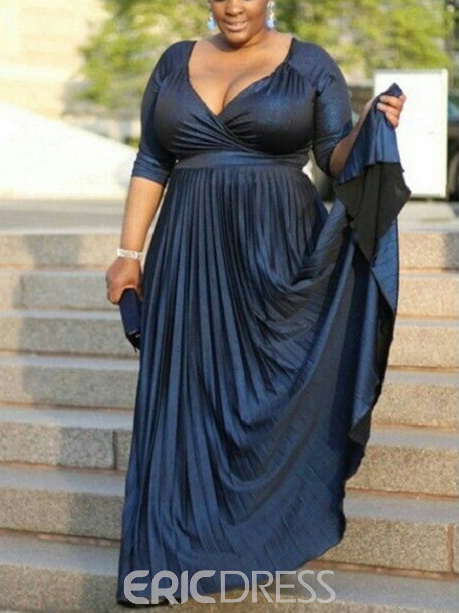 Ericdress Half Sleeves Plus Size Mother Of The Bride Dress Half Sleeve Dresses Mother Of The Bride Gown Mother Of The Bride Dresses [ 1200 x 900 Pixel ]