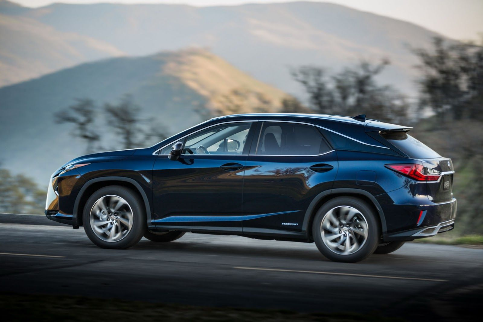 Lexus all new rx rx hybrid break cover at the 2015 new york auto show