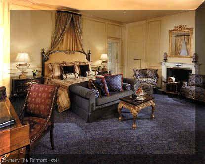 Penthouse suite fairmount San Francisco | Hotels room ...