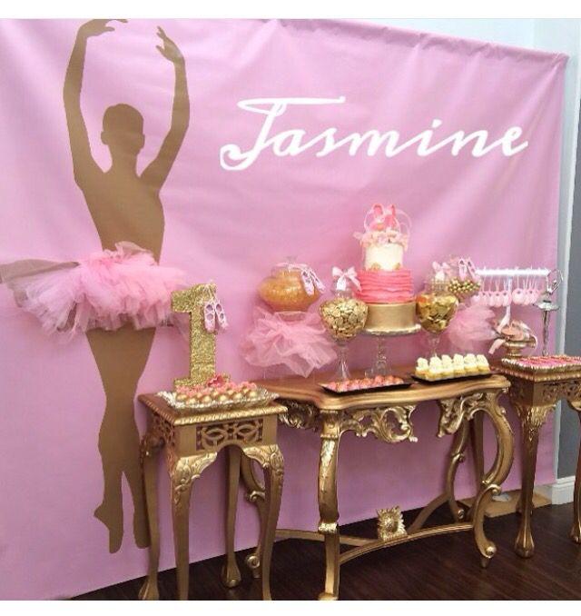 Ballerina / tea party