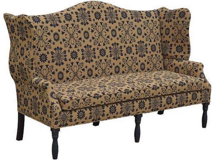 Primitive Sofa And Chair In North Carolina | Super Grand Northhampton Sofa