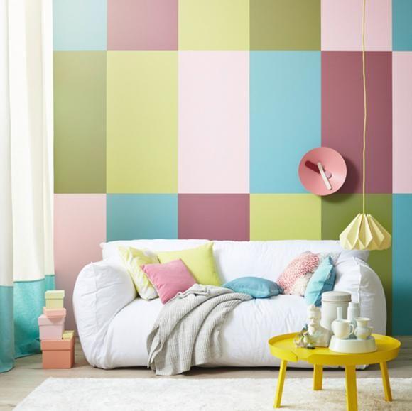 Trendfarben Von Schoner Wohnen Farbe Wohnideen Schoner Wohnen Farbe Wohnen Pastell Wohnzimmer