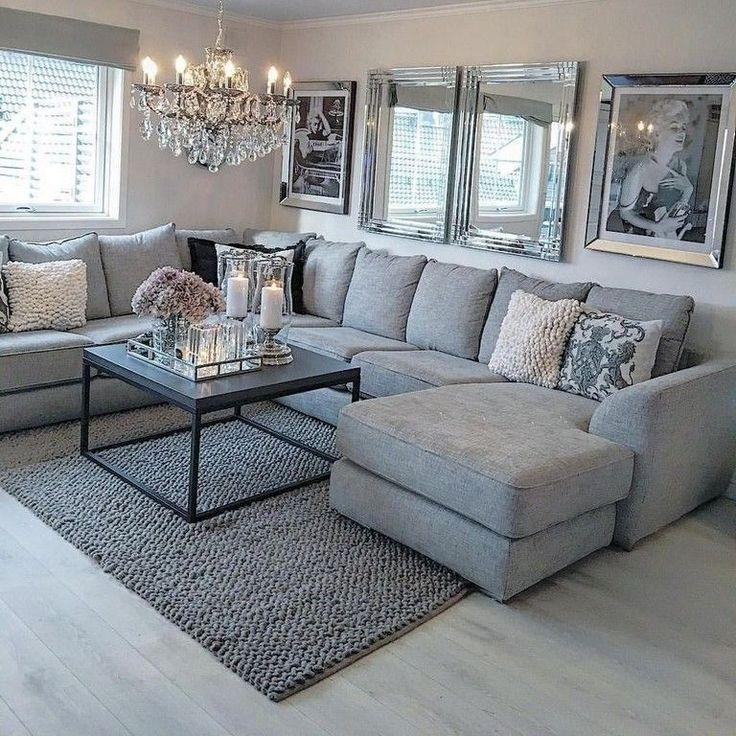 43 pomysłów na projekt salonu w minimalistycznych domach, które możesz wypróbować teraz #minimalisthomedecor