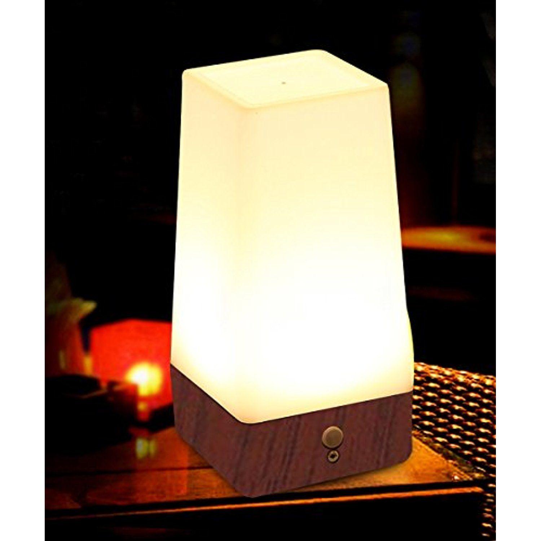 Pir Motion Sensor Night Light Lovingvs Battery Operated Retro