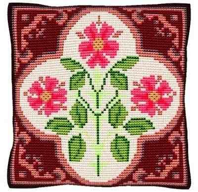Casia -  Cross Stitch Kit (printed canvas)
