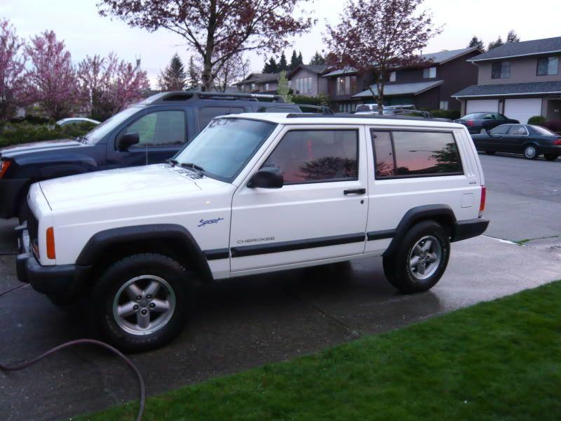 1998 Jeep Cherokee Sport 2 Door Li Pinterest