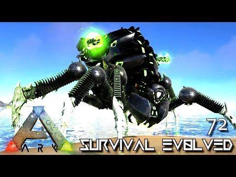 Ark Survival Evolved Technology